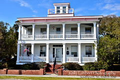 Tim Thompson House Built in 1868 (Kelly Lambert Photography) Tags: old house beach home tim nc north coastal carolina historical thompson southport 1868