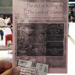 My 5th film in Doc Holiday. อาชญากรรมรัฐในอุษาคเนย์ #theLookOfSilence
