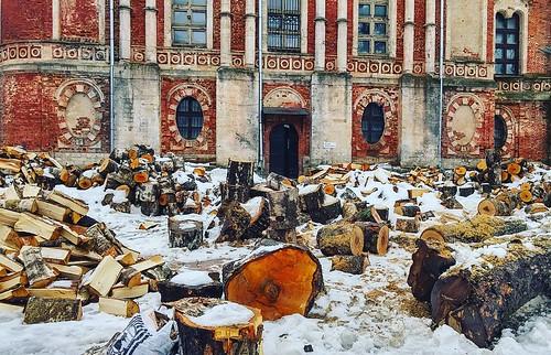лесоповал | Никольский собор (фрагмент) #широкастранамояродная #можайск #подмосковье