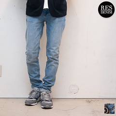 March 16, 2016 at 06:56PM (audience_jp) Tags: fashion style bolt mens       webstore nowavailable  resdenim