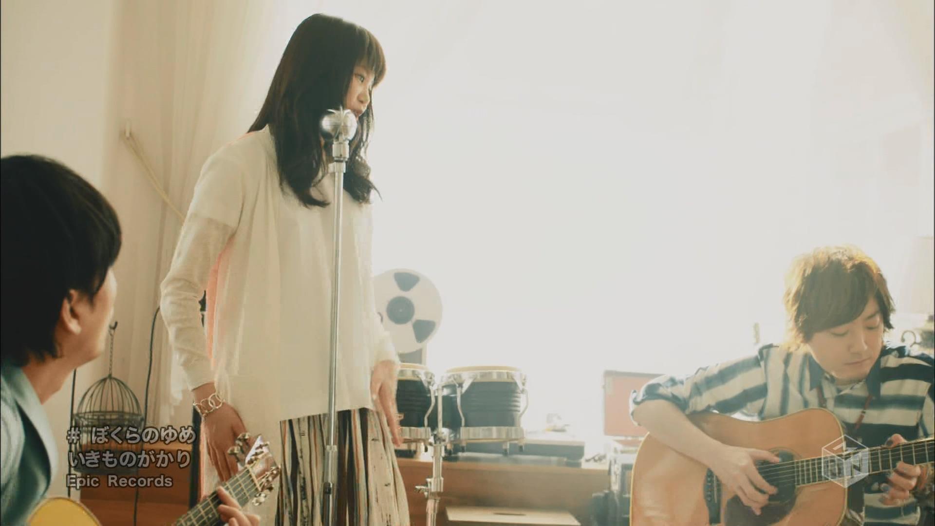 2016.03.16 いきものがかり - ぼくらのゆめ(M-ON!).ts_20160317_073141.845