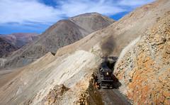 Coming through! (david_gubler) Tags: chile train railway llanta potrerillos ferronor
