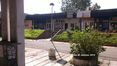Strip shop in Block 23 Residence, New Belgrade, Belgrade, Serbia, October 2015 (Milan Milan Milan) Tags: new flowers shop october serbia strip block 23 belgrade beograd novi srbija blok 2015 blok23 centar cvece oktobar      cvee block23 naselje   stambeno trni  23