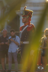Grenadiers in Bs As (Anthony Einseinhein) Tags: plaza de casa bs buenos aires mayo rosada gobierno granaderos plaa granadiers