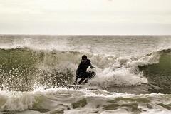 DSC_8566 (2) (Donnie Nicholson) Tags: waves surfer rockawaybeach surfergirl yesterdayswaves