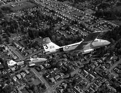 'Snowbirds' (aeroman3) Tags: canada flying bc aircraft formation airforce snowbirds aerials comox tutor comoxvalley ct114 acaf airdemonstration robertbottrill