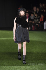 Marc Jacobs Fashion Show (Marcelo Barrera Photography) Tags: show new york nyc red beauty fashion canon carpet modeling marc jacobs f28 70200mm