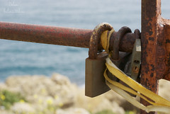 Da 32 (Belensi) Tags: padlock marzo costabrava blanes candados 365project proyecto365