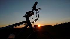 mörder Standlicht! (twinni) Tags: salzburg bike austria österreich bm cannondale biketour müller busch bumm wallersee rohloff fiftyfifty flachgau iqx mw1504 16032016
