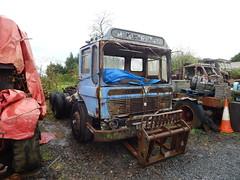 BIA 4252 - McKibbin Bros Cullybackey County Antrim (Jonny1312) Tags: truck rust cullybackey lorry scrap aec killyless mckibbinbros