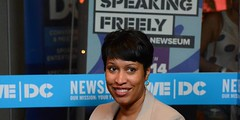 "DC Mayor Muriel Bowser on ""Speaking Freely"""