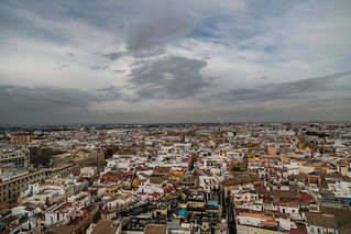 Seville Jan 2016 (5) 657 - The view from La Giralda, the Cathedral tower