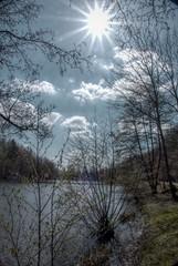 Burbacher Waldweiher (hdluckhardt) Tags: saarland saarbrcken weiher burbach