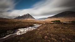Glencoe (Tony N.) Tags: longexposure mountains scotland highlands europe buachaille vanguard montagnes ecosse buachailleetivemor poselongue d810 nikkor1635f4