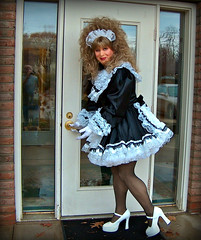Right this way for your transformation (jensatin4242) Tags: sissy transvestite satin maid crossdresser petticoat frilly sissymaid jensatin