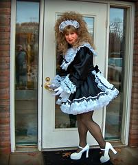 Right this way for your transformation (jensatin4242) Tags: sissy transvestite satin maid crossdresser petticoat frilly sissymaid jensatin