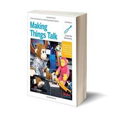 Bellissimo libro sul physical computing. Usare Arduino,  sensori e attuatori per creare progetti e installazioni interattive