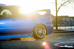 "WEDS Maverick 710S - Subaru STI 04 Blue • <a style=""font-size:0.8em;"" href=""http://www.flickr.com/photos/64399356@N08/25869489274/"" target=""_blank"">View on Flickr</a>"