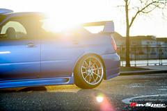 "WEDS Maverick 710S - Subaru STI 04 Blue • <a style=""font-size:0.8em;"" href=""http://www.flickr.com/photos/64399356@N08/25869489274/"" target=""_blank"">View on Flickr</a>"