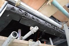 Sculptor's name (Matt From London) Tags: london name quadriga sculptor constitutionarch wellingtonarch hydeparkcorner adrianjones