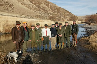 Oregon Luxury Upland Hunting 23