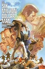 The Six Million Dollar Man (Jonathan C. Aguirre) Tags: woman man film comics tv bionic books dollar million movies shows six bionics