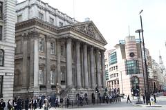 Bank of England area (pauluk1234) Tags: england bank area