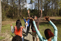 2016 Day of Play at Arabia Mountain (Park Pride) Tags: arabiamountain playday laughteryoga dayofplay parksandgreenspaceconference