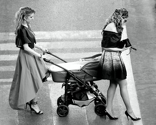 Modern mothers