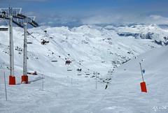 Moraine (Wipeout Dave) Tags: winter ski france alps landscape panasonic alpine valthorens frenchalps hautesavoie lumixdmctz6 wipeoutdave davidsnowdonphotography djs2016