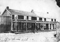 Wickware Hotel - Cloyne - 1860s (CDHS) Tags: wicker 1860 wickwarehotel