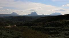 Canisp, Suilven, Cul Mor (milnefaefife) Tags: sea mountains landscape coast scotland highlands hills moor sutherland moorland suilven stoer assynt culmor northwesthighlands pointofstoer stoerhead