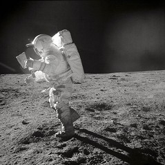 Edgar Mitchell studies a map while walking on the Moon, February 6, 1971 [800x803] #HistoryPorn #history #retro http://ift.tt/1qgMHwl (Histolines) Tags: 6 moon history walking 1971 map retro edgar timeline while mitchell february studies vinatage historyporn histolines 800x803 httpifttt1qgmhwl