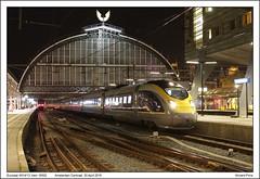 Eurostar 4014/13 - Amsterdam Centraal - 16502 (30-04-2016) (Vincent-Prins) Tags: amsterdam eurostar 4014 centraal e320 4013 class374 velaro 16502