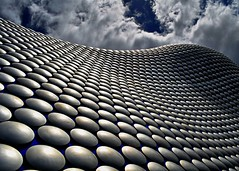 #PicOfTheDay Skin building (Candidman) Tags: building metal architecture design skin circles scales