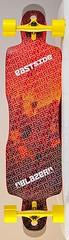 Custom painted cast (longboardsusa) Tags: usa painted cast skate custom skateboards longboards longboarding