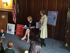 Read-In with Governor Maggie Hassan