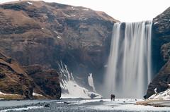 Skogafoss, Iceland (kevinmyhre) Tags: waterfall iceland nikon ndfilter skogafoss neutraldensityfilter d7000