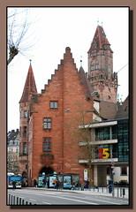 Rathaus St. Johann (p_jp55 (Jean-Paul)) Tags: germany deutschland cityhall townhall rathaus allemagne mairie saarland hteldeville saarbrcken saarlorlux sarre rathausstjohann