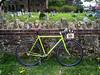 Cross Check as Beer Bike (Mr. Biggs) Tags: beer bike bicycle b17 singlespeed minimoto surly biggs beautyshot brooks mrbiggs crosscheck beerbike paulcomponents paulcomp knard