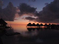 Sunset Bora Bora - Day 7 (Craigs Travels) Tags: borabora