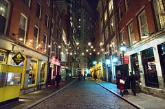 Moving On (Lojones13) Tags: newyork night nocturnal stonestreet