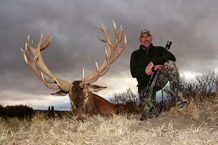 Red Stag Hunt Argentina - Patagonia 43