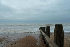 20130106_0031 (EJ Bergin) Tags: sea beach sussex worthing pebbles groyne seadefences lumixtz10