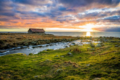 End of another day (Richard Larssen) Tags: light sunset sea sky sun house nature norway river landscape norge sony horizon norwegen richard scandinavia jren rogaland h a7ii sonyalpha larssen teamsony richardlarssen sel1635z
