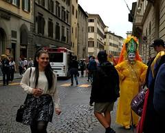 Street performer (ashabot) Tags: street travel italy europe streetlife streetscenes seetheworld worldcities