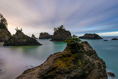 Secret Beach (Justin Renshaw Photography) Tags: beach oregon landscape secretbeach oregoncoast