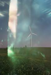 005 (derrickariley) Tags: light color 120 film abbey kodak junior medium format 100 leak turbine conception 620 ektar