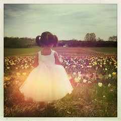 Insert Love & Happiness Quote Here : ) (FlipMode79) Tags: flowers portrait happy spring tulips jane farm hss proudfather iphoneography hipstamatic loveva burnsidefarms hollandinhaymarket