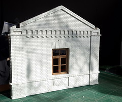 20160422_171204_ (kudrdima) Tags: railroad model russia railway guardhouse oldtime     gauge1  gaugeg scaleg spuriim   125